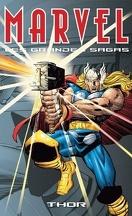 Marvel les grandes sagas tome 02 Thor