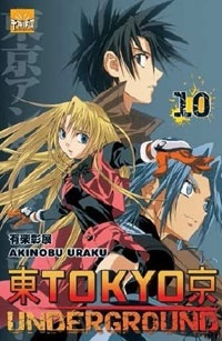 Couverture du livre : tokyo underground tome 10
