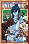 couverture Fairy Tail, Tome 25