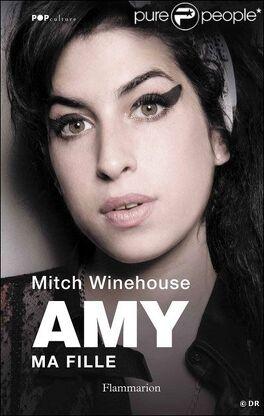 Couverture du livre : Amy, ma fille