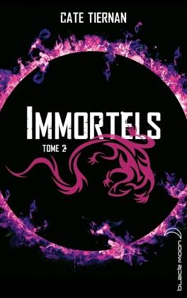 Couverture du livre : Immortels, Tome 2 : La Traque