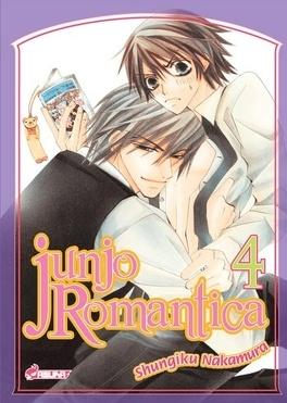 Couverture du livre : Junjo Romantica, tome 4
