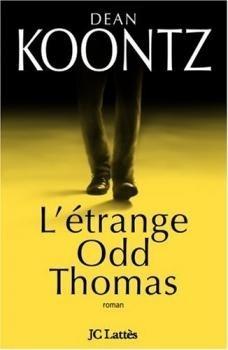 Couverture du livre : L'étrange Odd Thomas