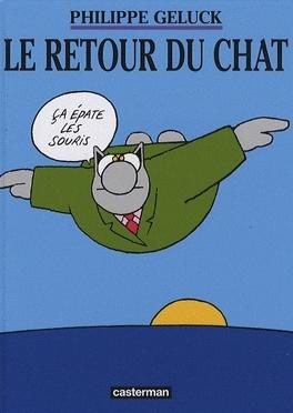 Couverture du livre : Le Chat, Tome 2 : Le Retour du Chat