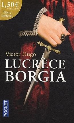 Couverture du livre : Lucrèce Borgia