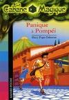 La Cabane magique, Tome 8 : Panique à Pompéi