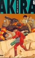 Akira - Deluxe, tome 6