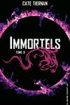 couverture Immortels, Tome 2 : La Traque