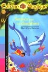 couverture La Cabane magique, Tome 12 : Sauvés par les dauphins