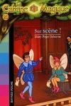 couverture La Cabane magique, Tome 20 : Sur scène !
