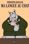 couverture Le Chat, Tome 6 : Ma langue au chat