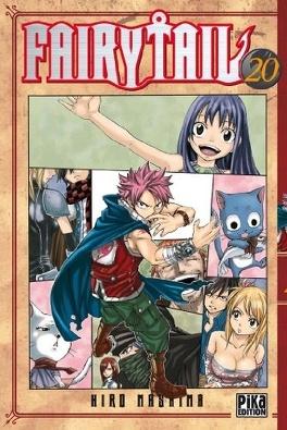 Couverture du livre : Fairy Tail, Tome 20