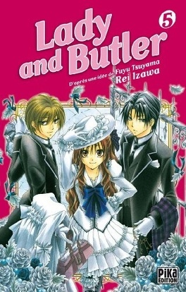 Couverture du livre : Lady and Butler, tome 5