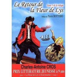 Couverture du livre : Le retour de la Fleur de Lys