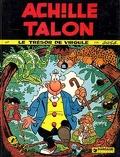 Achille Talon, Volume 16 : Le trésor de Virgule