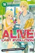 Alive Last Evolution, Tome 16