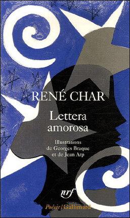 Couverture du livre : Lettera amorosa