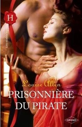 Couverture du livre : Ces scandaleux Ravenhurst, Tome 6 : Prisonnière du pirate