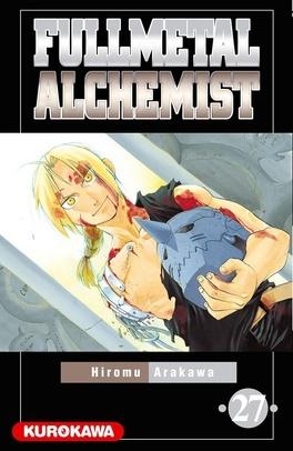 Couverture du livre : Fullmetal Alchemist, tome 27