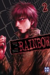 couverture Rainbow, Tome 2