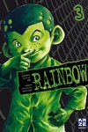 couverture Rainbow, Tome 3