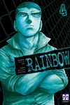 couverture Rainbow, Tome 4