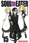 couverture Soul Eater, Tome 15