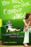 couverture Le Journal intime de Georgia Nicolson, Tome 1 : Mon nez, mon chat, l'amour et... moi