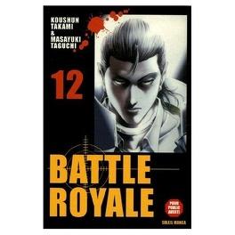 Couverture du livre : Battle Royale, tome 12