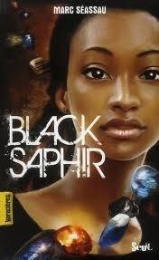 Couverture du livre : Black Saphir