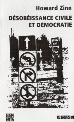 Couverture du livre : Désobéissance civile et démocratie
