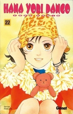 Couverture du livre : Hana yori dango tome 22