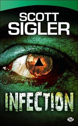 Couverture du livre : Infection, Tome 1 : Infection