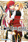 couverture Lost Paradise, Tome 3