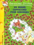 Geronimo Stilton, tome 5 : Un grand cappuccino pour Geronimo