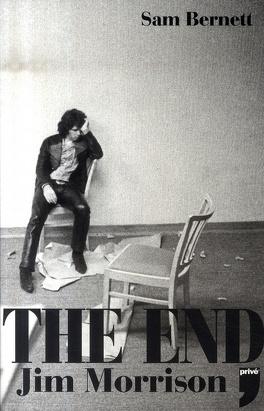 Couverture du livre : The End - Jim Morrison