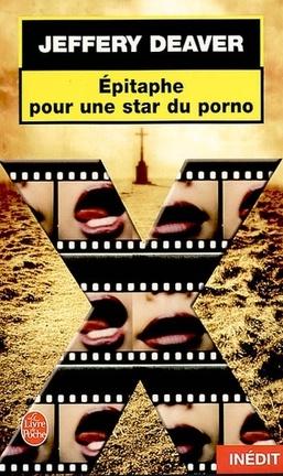 Couverture du livre : Épitaphe pour une star du porno