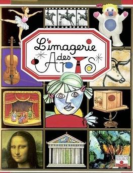 Couverture du livre : L'Imagerie des arts