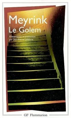 Couverture de Le Golem