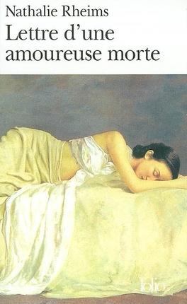 Couverture du livre : Lettre d'une amoureuse morte
