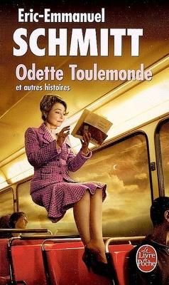 Couverture de Odette Toulemonde et autres histoires