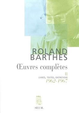Couverture du livre : Oeuvres complètes : livres, textes, entretiens : Volume 2, 1962-1967