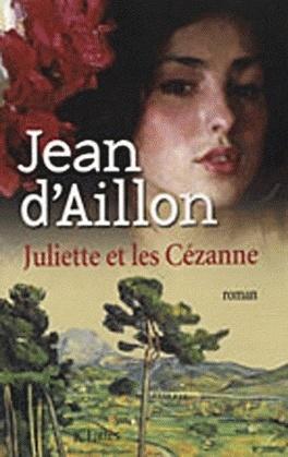 Couverture du livre : Juliette et les Cézanne