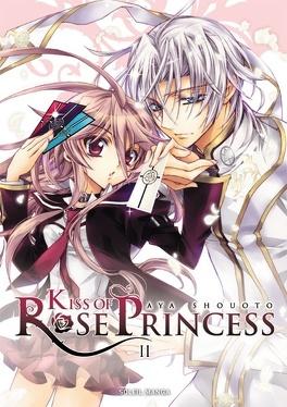 Couverture du livre : Kiss of Rose Princess, Tome 2