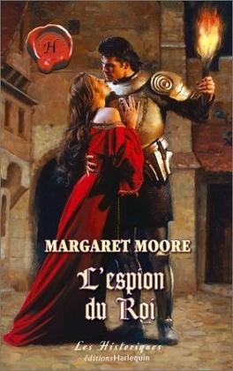 Couverture du livre : Les Guerriers, Tome 14 : L'espion du roi