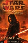 couverture Star Wars - The Old Republic, Tome 1 : Alliance fatale