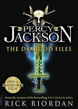 Couverture du livre : Percy Jackson : The Demigod Files