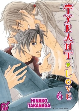 Couverture du livre : The Tyrant Who Fall in Love, Tome 6