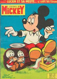 Le Journal De Mickey N 565 Livre De Walt Disney