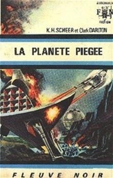 Couverture du livre : FNA -433- La Planète piégée
